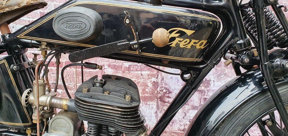 1922 Moto  FRERA For Sale (picture 2 of 6)
