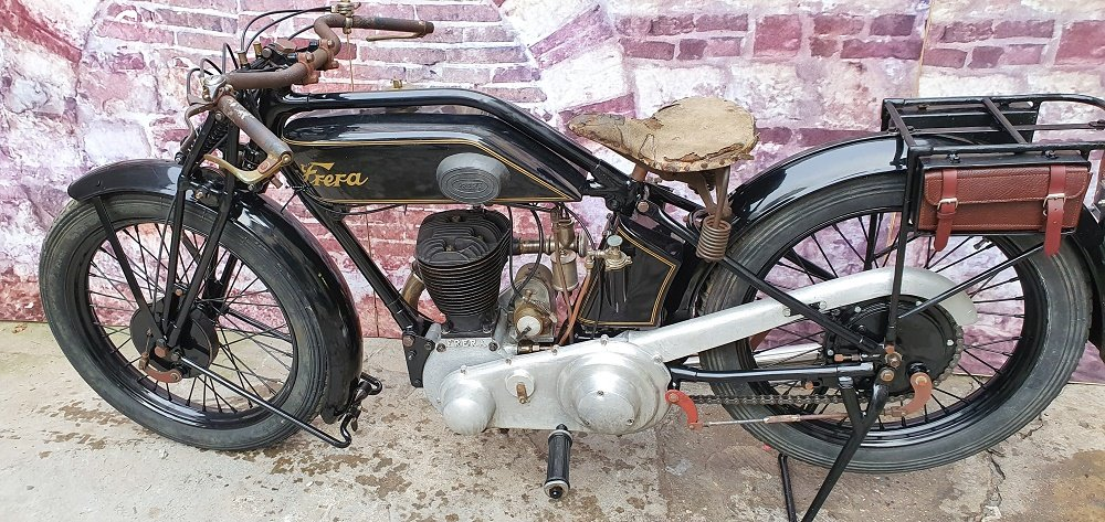 1922 Moto  FRERA For Sale (picture 4 of 6)