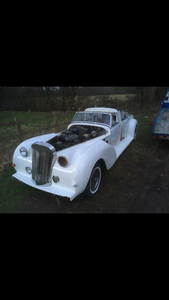 durrow convertible 6 seater limousine