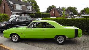 1970 Chrysler valiant regal vf show car muscle car