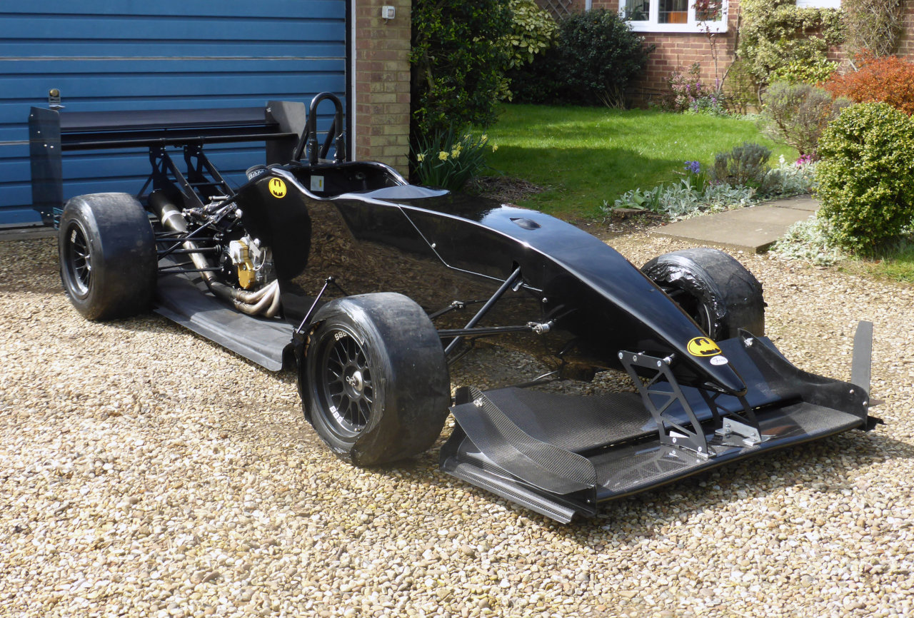 2003 Force PC Hillclimb & Sprint Racing Car For Sale (picture 1 of 2)