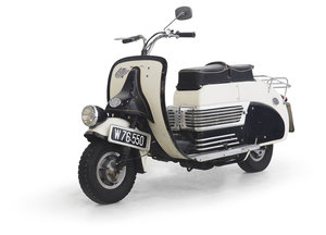 1956 Josef Walter & Co. Colibri '54 Standard