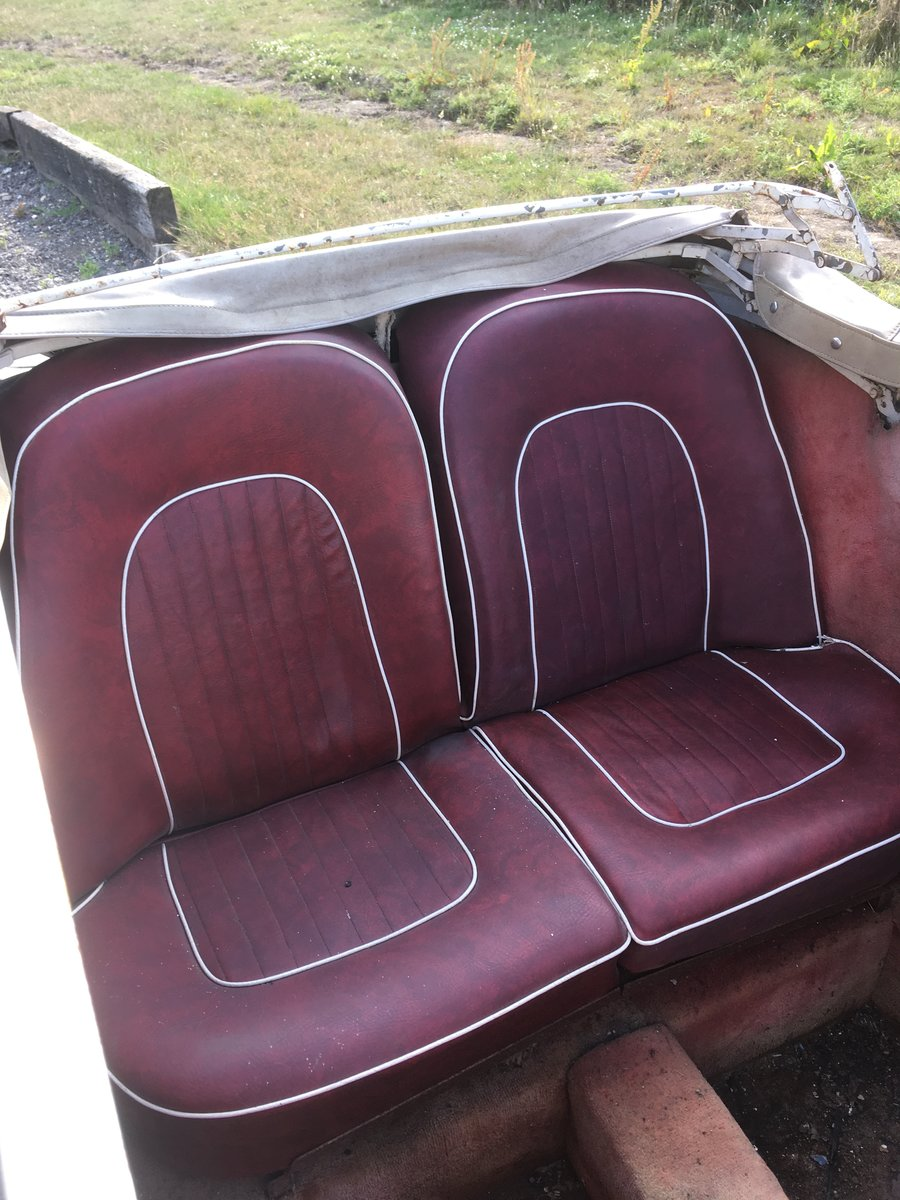 1968 durrow convertible 6 seater limousine SOLD (picture 3 of 6)