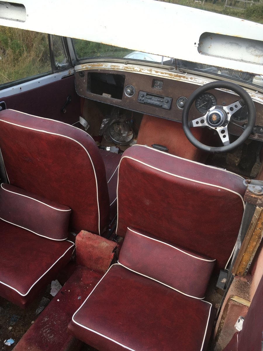 1968 durrow convertible 6 seater limousine SOLD (picture 4 of 6)