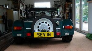 Number Plate - SEV1N