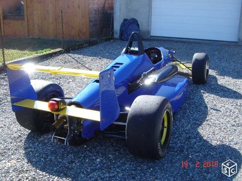 1993 Dallara formula 3 abarth engine SOLD (picture 2 of 5)