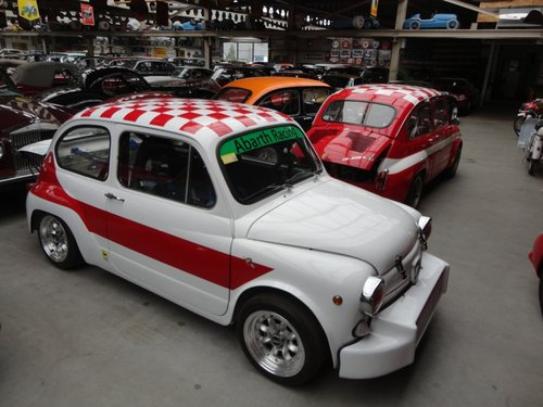 1971 Fiat Abarth group 5  For Sale (picture 1 of 6)
