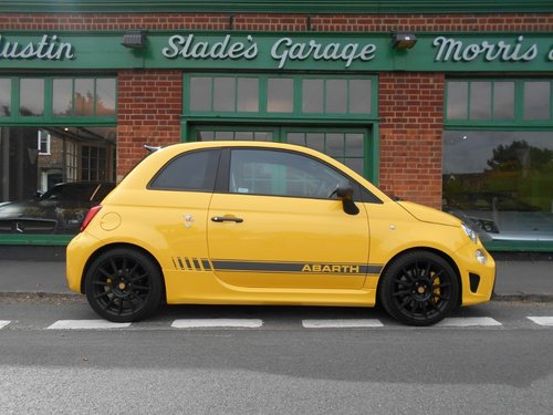 2016 Abarth 595C COMPETIZIONE SOLD (picture 1 of 4)