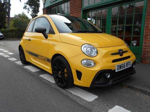 2016 Abarth 595C COMPETIZIONE SOLD (picture 2 of 4)