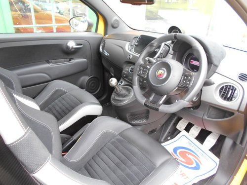 2016 Abarth 595C COMPETIZIONE SOLD (picture 4 of 4)