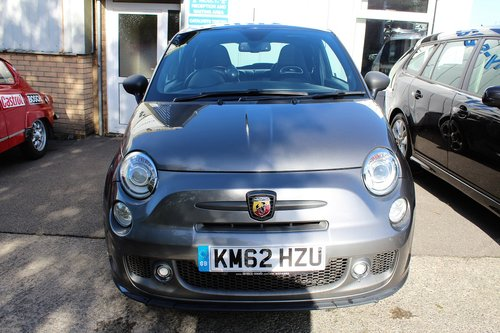 2012 A SPORTY Abarth 500, 1.4 T-Jet 160bhp SOLD (picture 2 of 6)