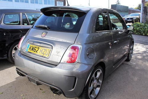 2012 A SPORTY Abarth 500, 1.4 T-Jet 160bhp SOLD (picture 4 of 6)