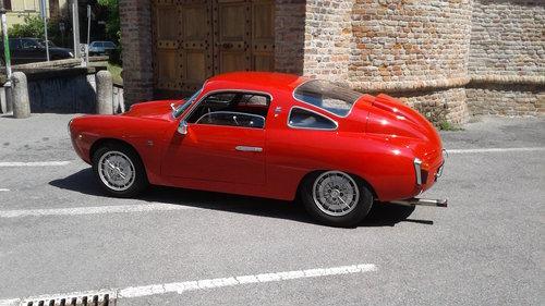 Rare Abarth 1000 Bialbero Record Monza 1961 For Sale (picture 2 of 6)