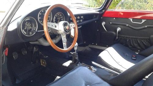 Rare Abarth 1000 Bialbero Record Monza 1961 For Sale (picture 3 of 6)