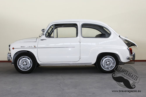 1963 Rare original Abarth 1000 TC (it is not a replica) For Sale (picture 3 of 6)