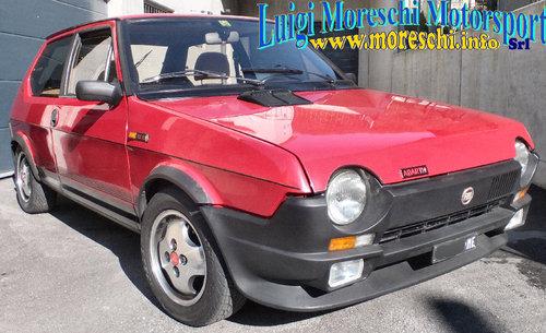1983 FIAT Strada Abarth 125 TC For Sale (picture 1 of 6)