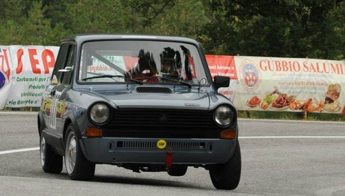 1979 Genuine Abarth A112 70HP trophy, completely restored For Sale (picture 1 of 5)