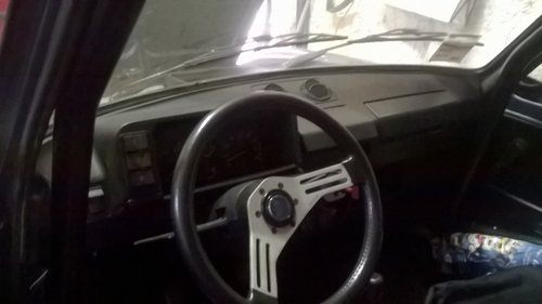 1979 Genuine Abarth A112 70HP trophy, completely restored For Sale (picture 3 of 5)
