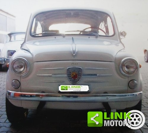 1962 Abarth 1000 BERLINA STRADALE For Sale (picture 2 of 6)