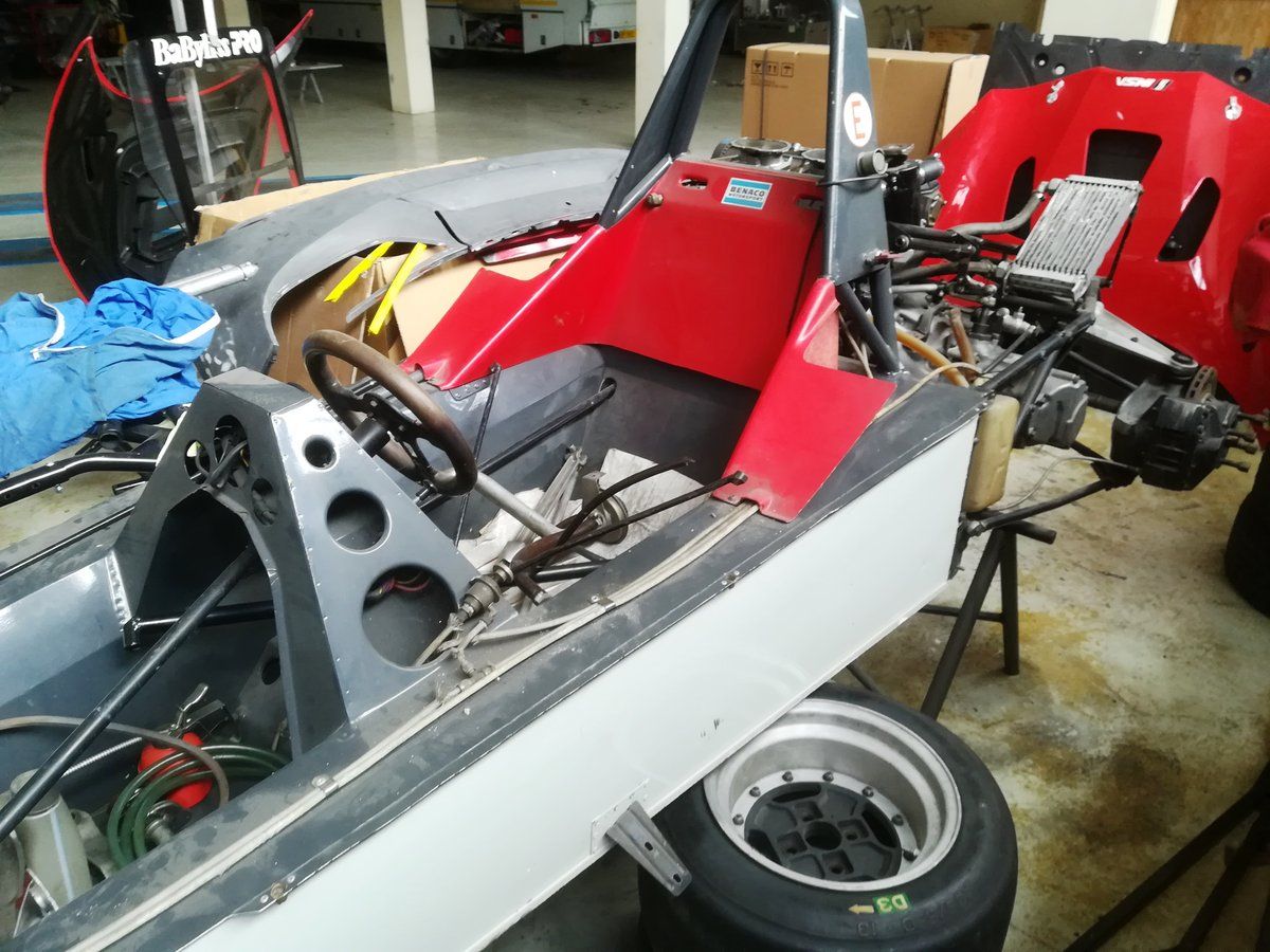 1980 Formula Fiat Abarth For Sale (picture 1 of 6)