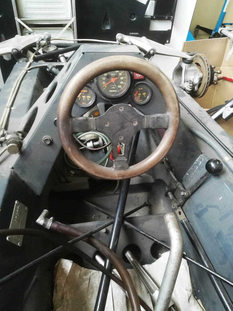 1980 Formula Fiat Abarth For Sale (picture 4 of 6)