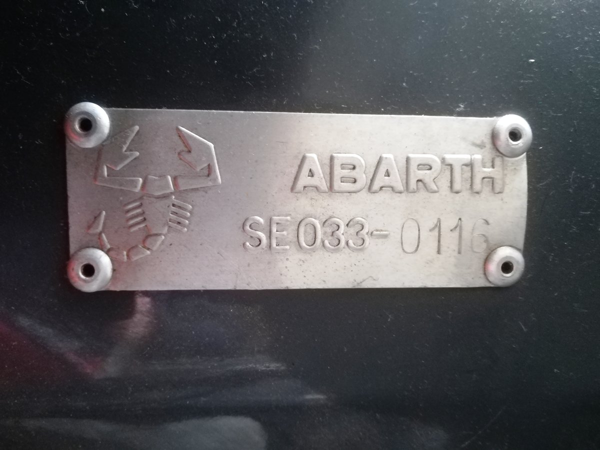 1980 Formula Fiat Abarth For Sale (picture 5 of 6)