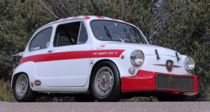 1965 ABARTH 1000TC 5M Corsa Berlina = Rare Clean $99k