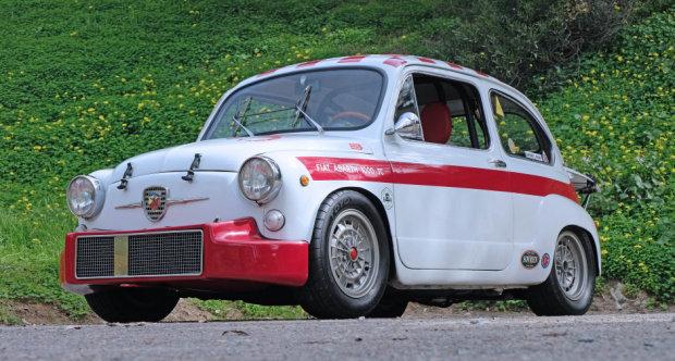 1965 ABARTH 1000TC 5M Corsa Berlina = Rare Clean $99k For Sale (picture 2 of 6)