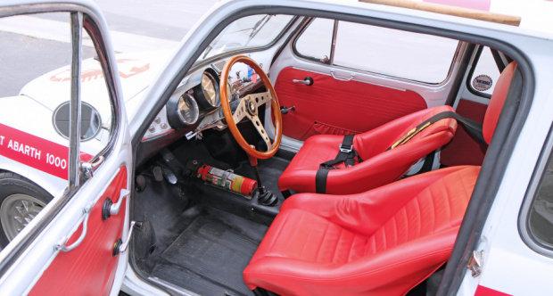 1965 ABARTH 1000TC 5M Corsa Berlina = Rare Clean $99k For Sale (picture 3 of 6)