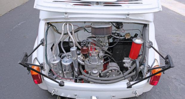 1965 ABARTH 1000TC 5M Corsa Berlina = Rare Clean $99k For Sale (picture 5 of 6)