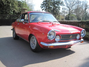 1969 Fiat 850 / Abarth OT1000/1300 recreation