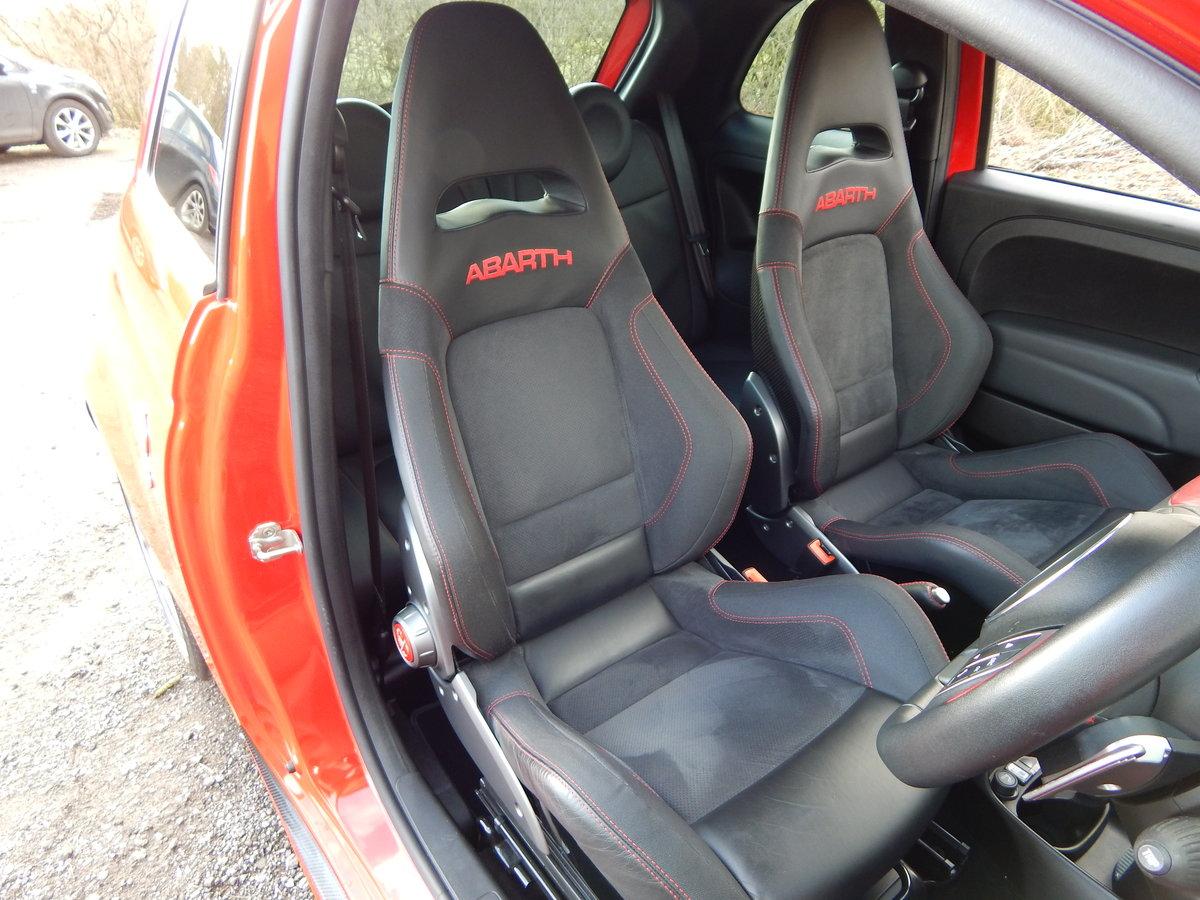 2011 Abarth 695 Ferrari Tributo For Sale (picture 5 of 6)