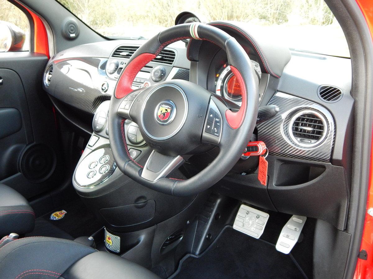 2011 Abarth 695 Ferrari Tributo For Sale (picture 6 of 6)