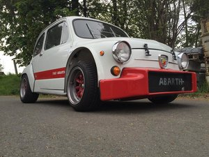 1970 replica ABARTH 1000TC just build For Sale