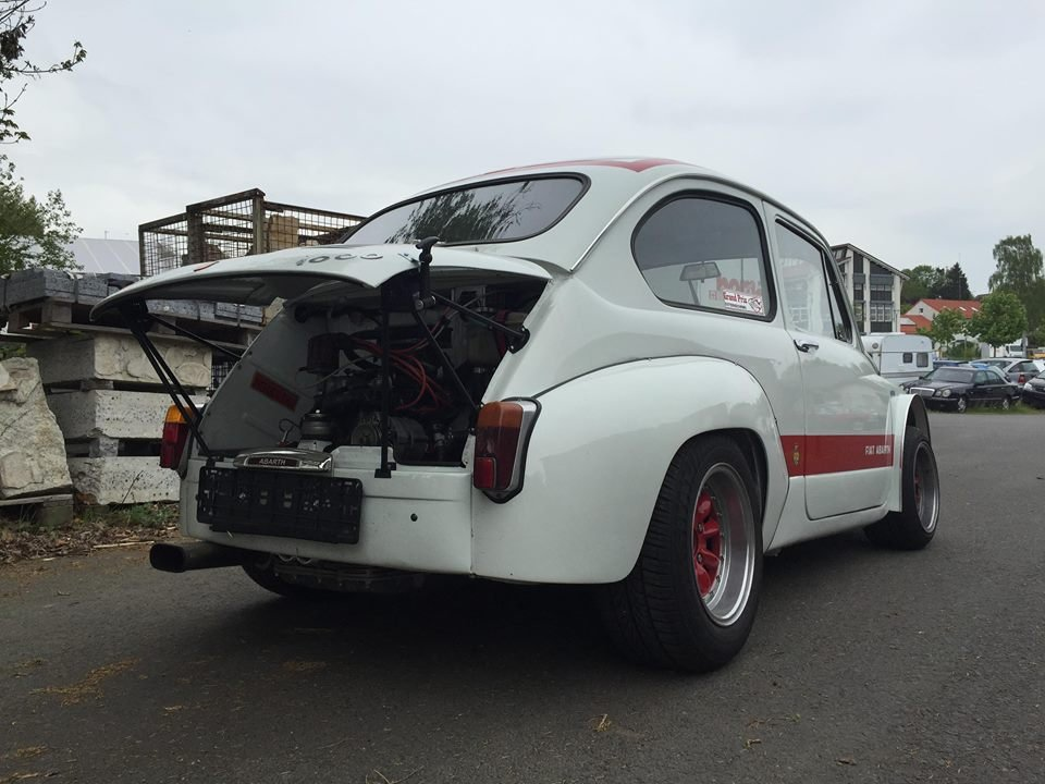 1970 replica ABARTH 1000TC just build For Sale (picture 2 of 6)