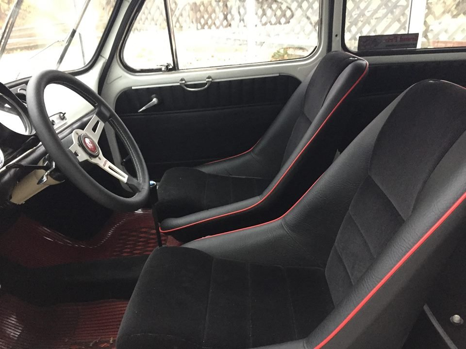 1970 replica ABARTH 1000TC just build For Sale (picture 3 of 6)