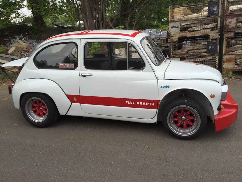 1970 replica ABARTH 1000TC just build For Sale (picture 6 of 6)