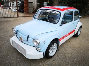 1976 ABARTH 1000 TC REPLICA ZASTAVA 750 For Sale