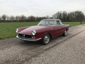 Abarth 2200 Coupe by Allemano 1st Prize Interclassics 2020