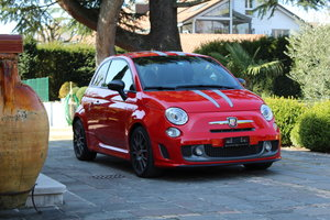 Abarth 695 Ferrari Tributo For Sale by Auction