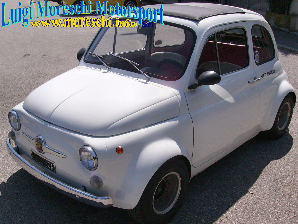 1965 Abarth 695 SOLD (picture 1 of 6)