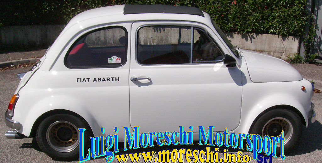 1965 Abarth 695 SOLD (picture 5 of 6)