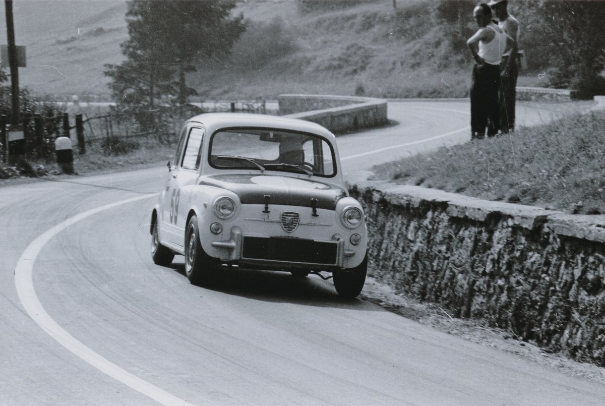 1964 Abarth 850 TC Nurburgring For Sale (picture 6 of 6)
