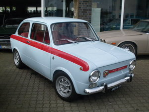 Picture of 1967 Early Fiat Abarth OT 850 For Sale