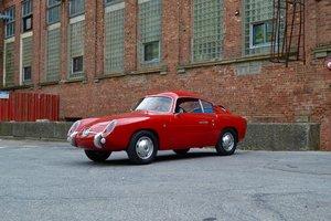 1959 Abarth 750 GT Zagato Double Bubble SOLD
