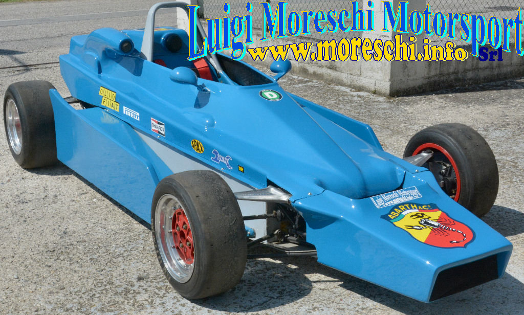 1979 Abarth SE033 (Formula Abarth) For Sale (picture 1 of 6)