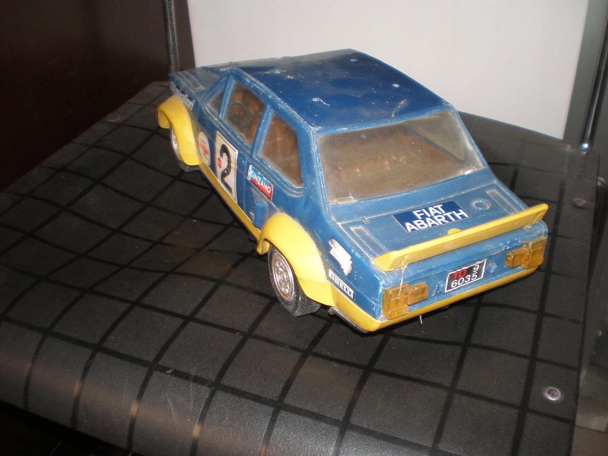 Fiat 131 Abarth For Sale (picture 3 of 4)