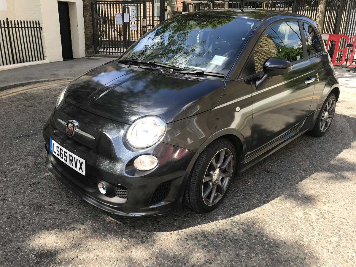 2015 Abarth 595 Semi Auto For Sale (picture 1 of 6)