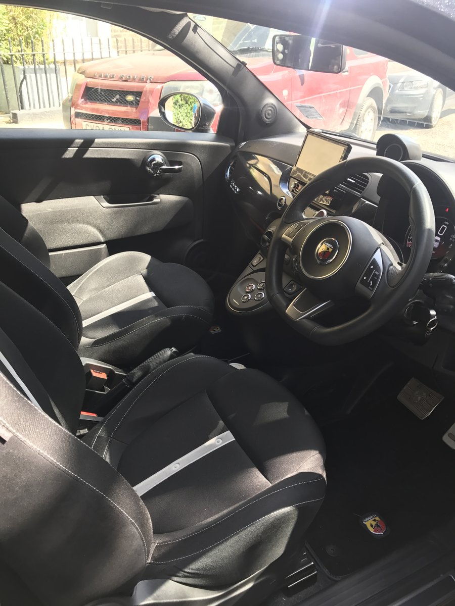 2015 Abarth 595 Semi Auto For Sale (picture 3 of 6)
