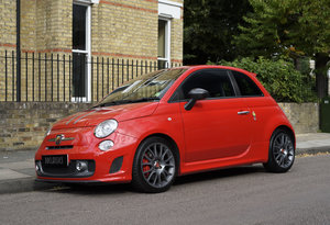 2011 Abarth 695 Tributo Ferrari For Sale In London (RHD) For Sale